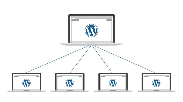 multisite-wordpress