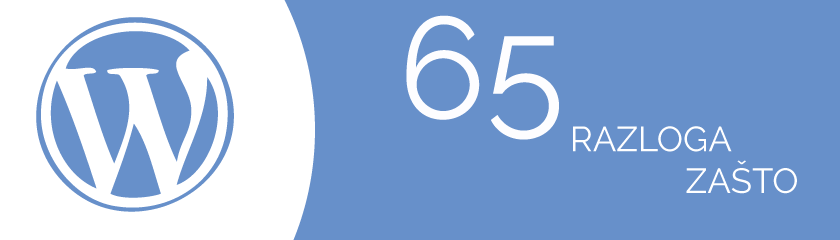 65 razloga zasto koristiti WordPress