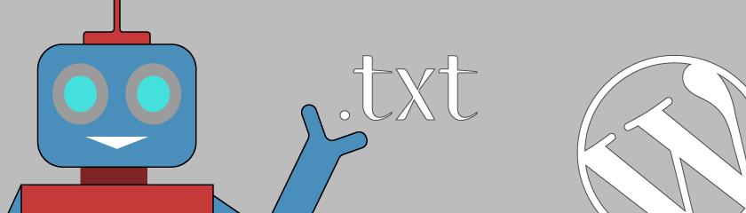 WordPress robots txt fajl