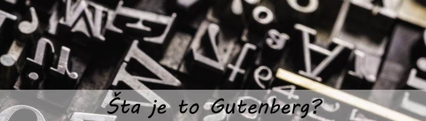 Šta je to Gutenberg, budućnost WordPress-a?