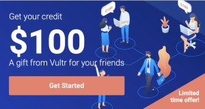 Get your credit with $100