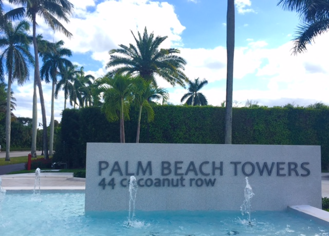Palm Beach Towers Palm Beach condos