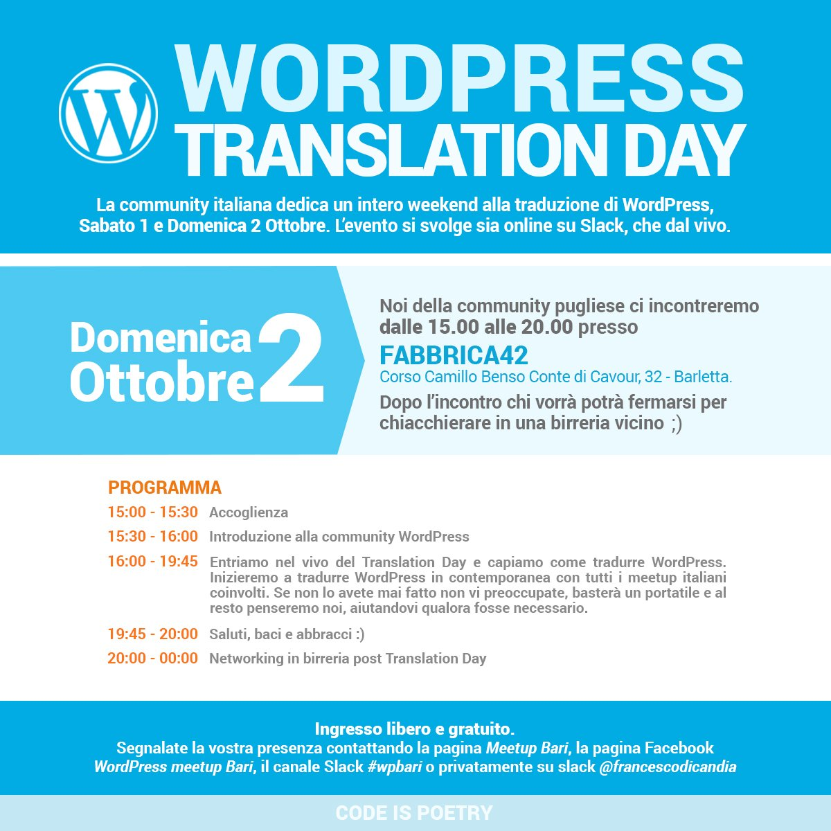 WordPress Translation Day 2016