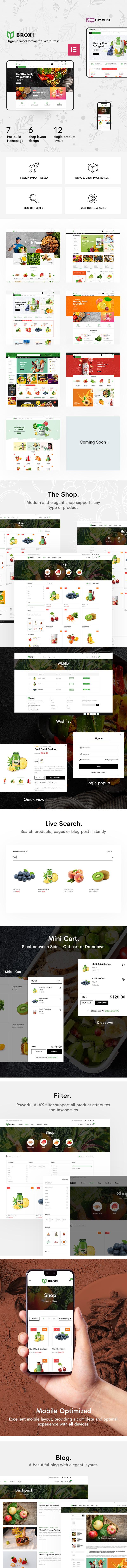 Broxi – Organic WooCommerce WordPress Theme - 2