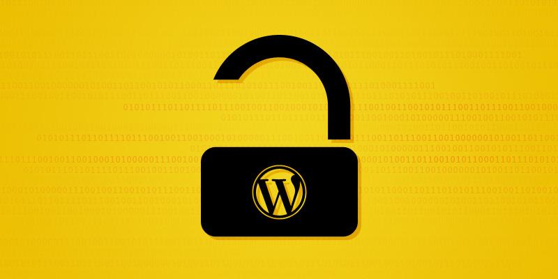 Guia para reforzar la seguridad de wordpress