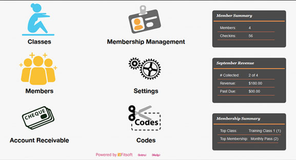 Plugin Gym Studio Membership Management para gestionar miembros de gimnasio