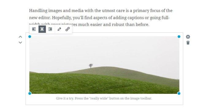 Arrastrar y soltar imagen en el editor Gutenberg de WordPress
