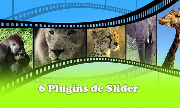 6 Gratuitos Plugins de Slider Responsive en WordPress