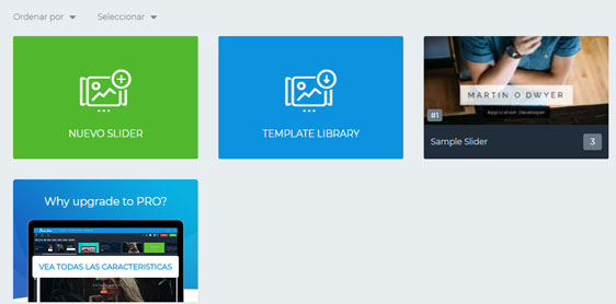 Plugin Smart Slider 3 para crear un slider o diapositiva en WordPress
