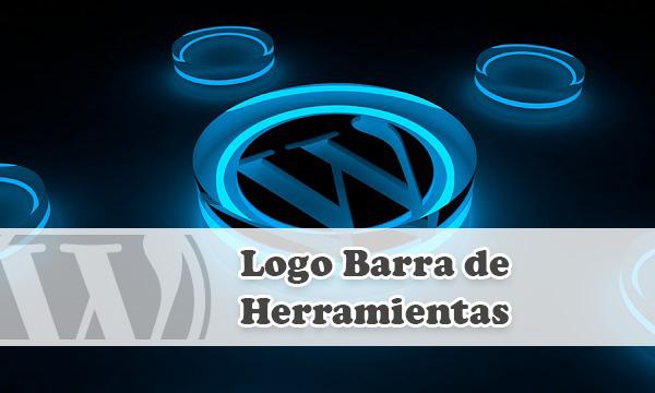 Cambiar Logo de Barra de Herramientas en WordPress