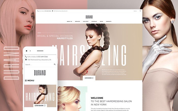 Top 20 Best Beauty Salon WordPress Themes to Benefit