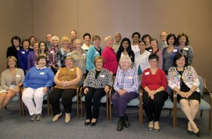Friends of the Troy Public Library Volunteers 2012