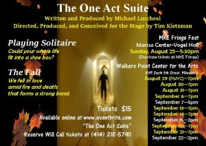 The One Act Suite @ Walker's Point Center for the Arts