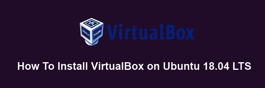 download ubuntu 18.04 virtualbox image