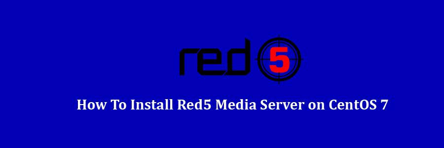 Red5 media server development setup tutorial tutorials techno.