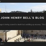 John Bell's Blog Page