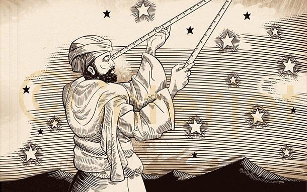 Google celebrates the birth of Abdul Rahman Al-Sufi .. Who is this man?