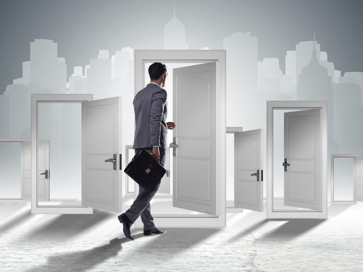 Open Door to Opportunity