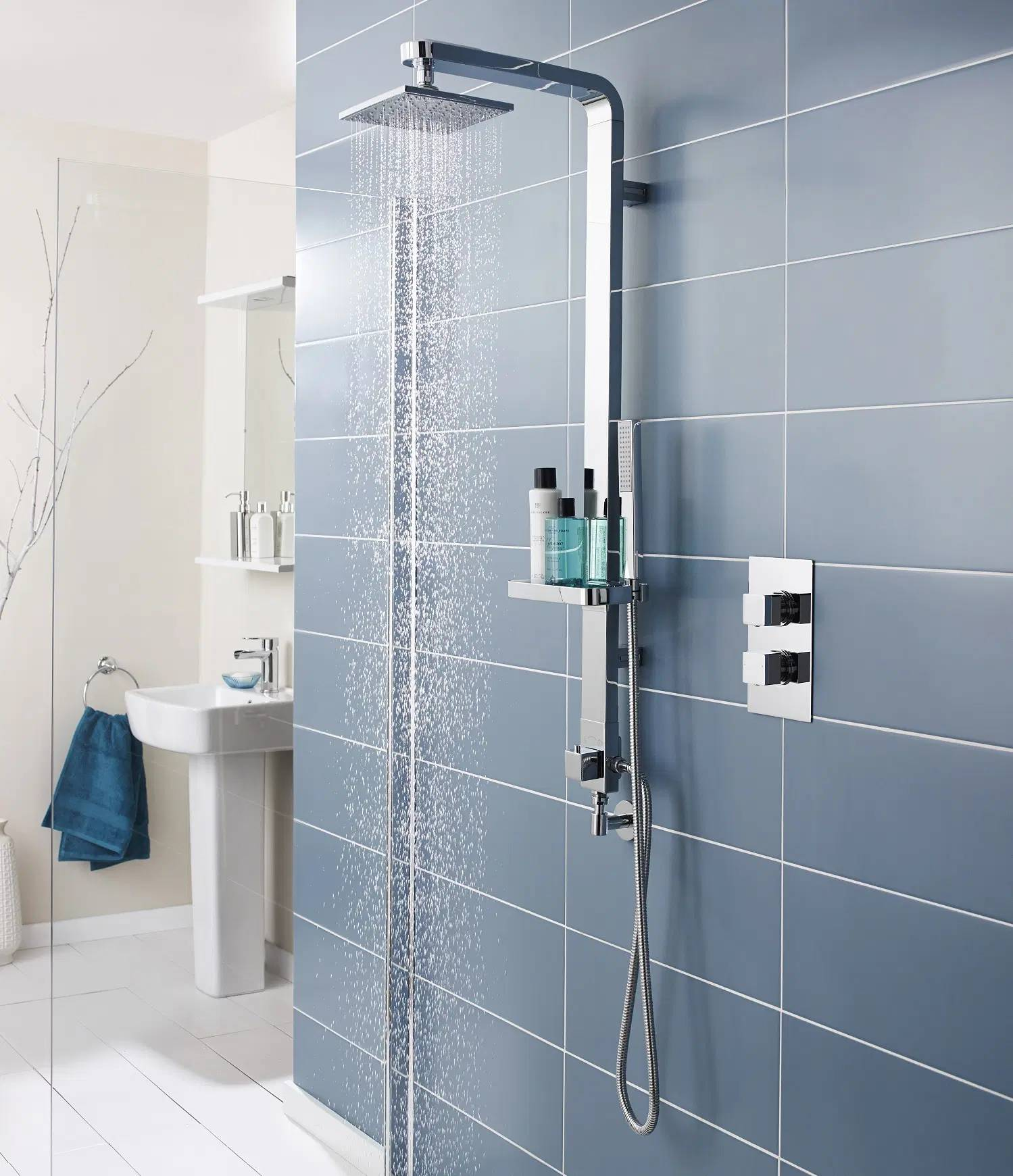 how to regrout a shower wall step by