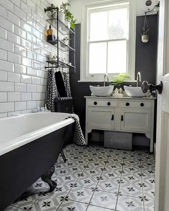12 On-Trend Bathroom Ideas | Big Bathroom Shop on Monochromatic Bathroom Ideas  id=88882
