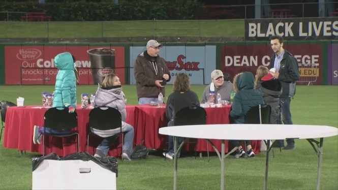 Pawsox Host Final Dining On The Diamond Event During Farewell Weekend
