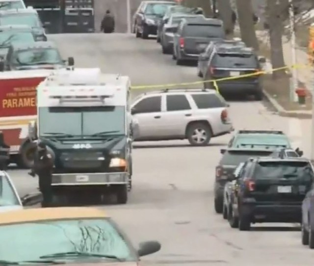 People Killed In Shooting At Molson Coors Milwaukee