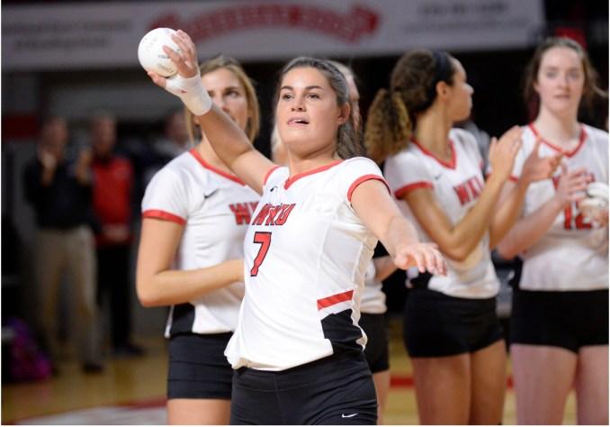 Former WKU volleyball standout Alyssa Cavanaugh dies – WNKY 40 News