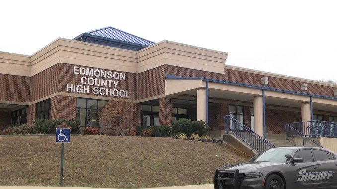 Edmonson County High School to utilize all virtual instruction next week – WNKY 40 News