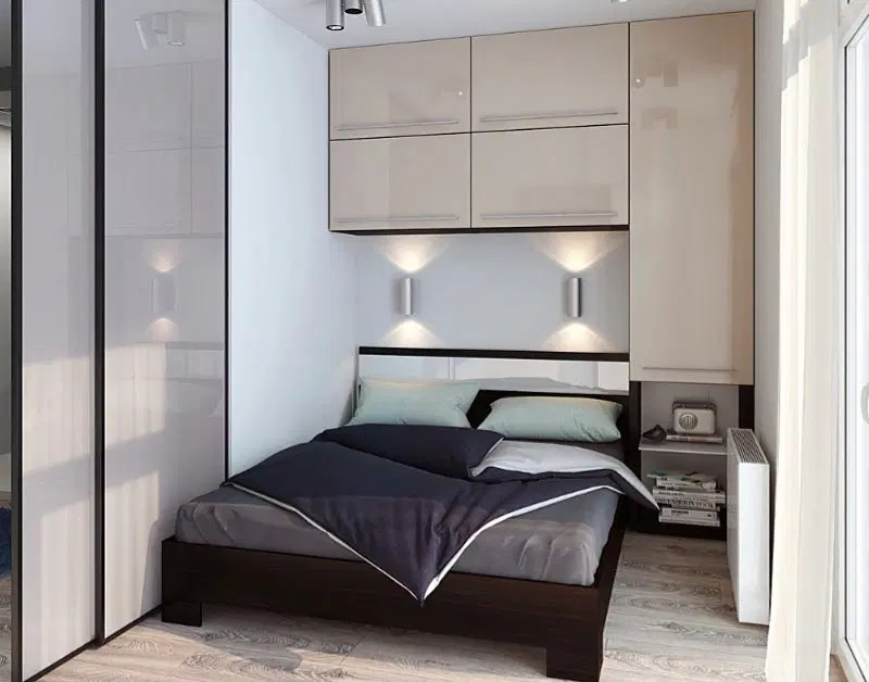 Super Stylish Small Bedroom Ideas to Maximize Space ...
