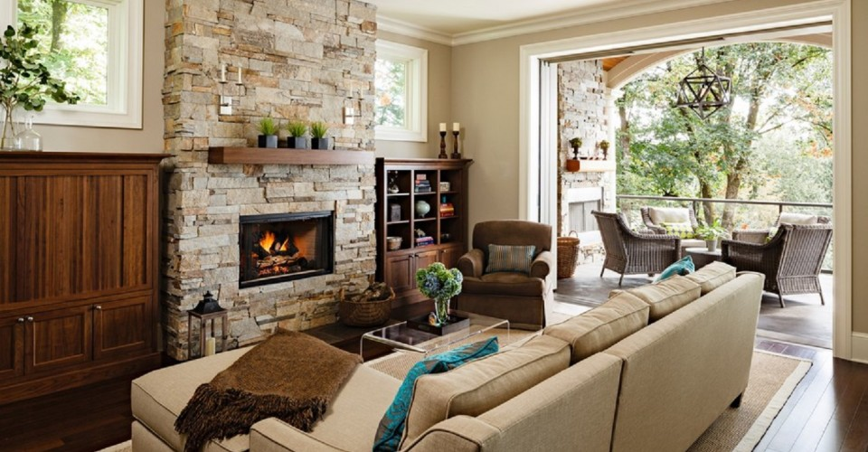 6 Ways To Warm Up The Living Room Without Turning Up The