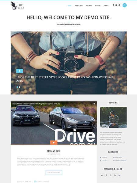 myblog-wordpress-theme