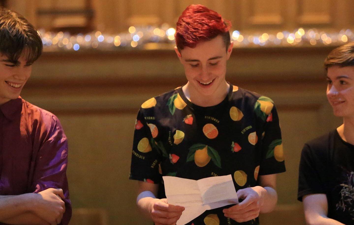 Dundee Teens Take Part In Worldwide Coronavirus Time