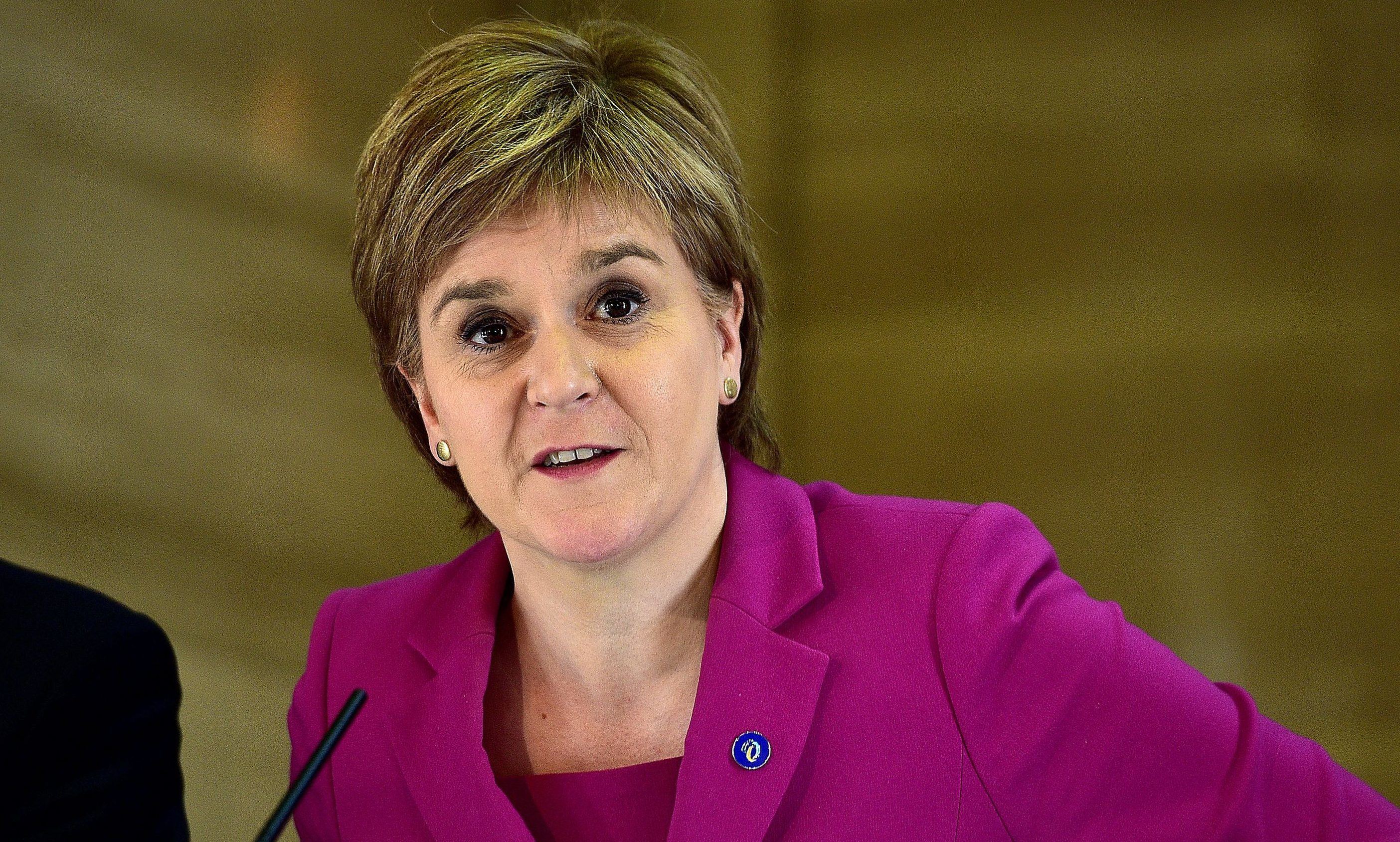 Scottish Independence Is Only A Matter Of Time, Says Nicola Sturgeon