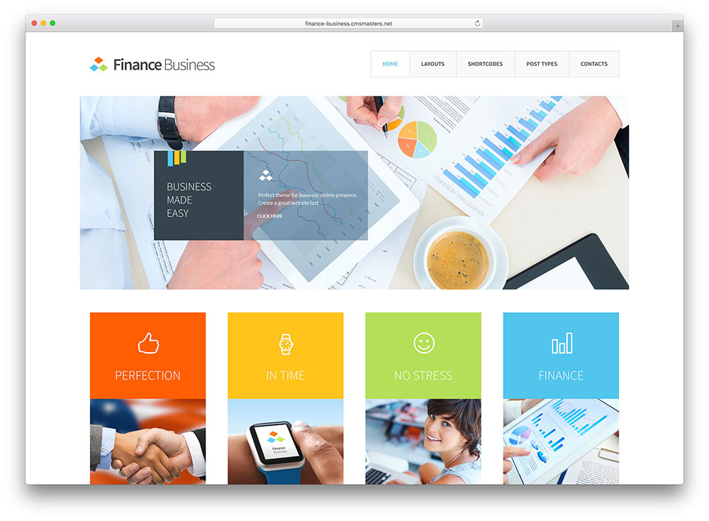 finance-business-insurance-wp-template