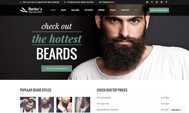 barber-salon-wordpress-theme