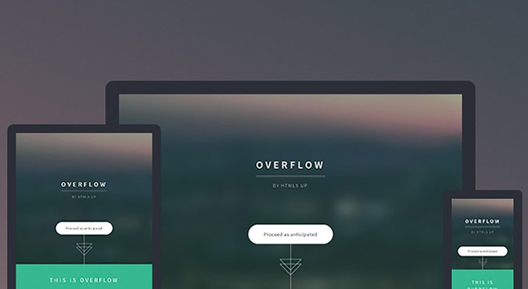 overflow-free_html5_template