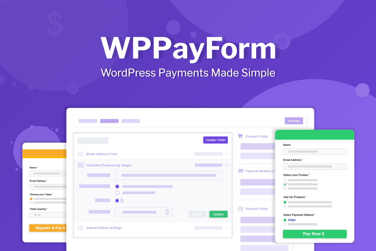 5 Best Free Stripe and PayPal Payment Plugin Form For