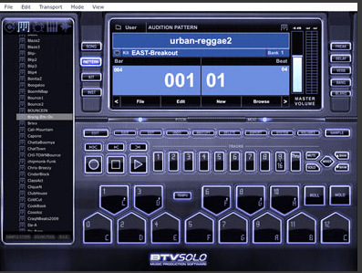 BTV Solo - Beat Making Software