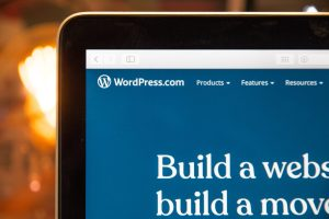 Which major websites use WordPress