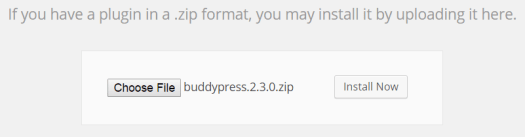 Uploading Compressed WordPress Plugin