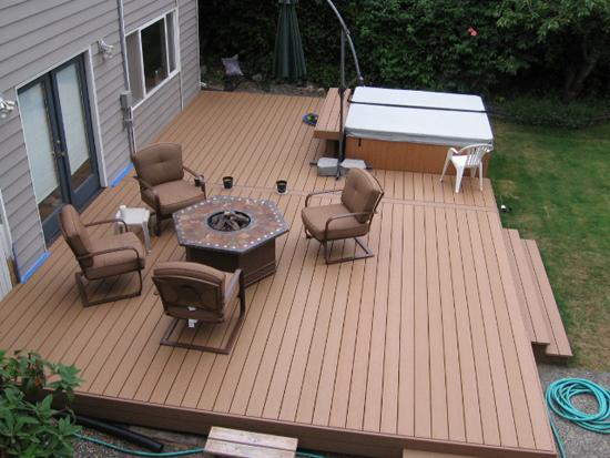 environment friendly composite wood