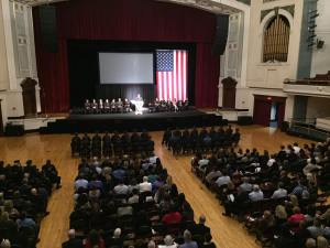 3 Wilmington Police Officers Graduate from the Lowell Police Academy
