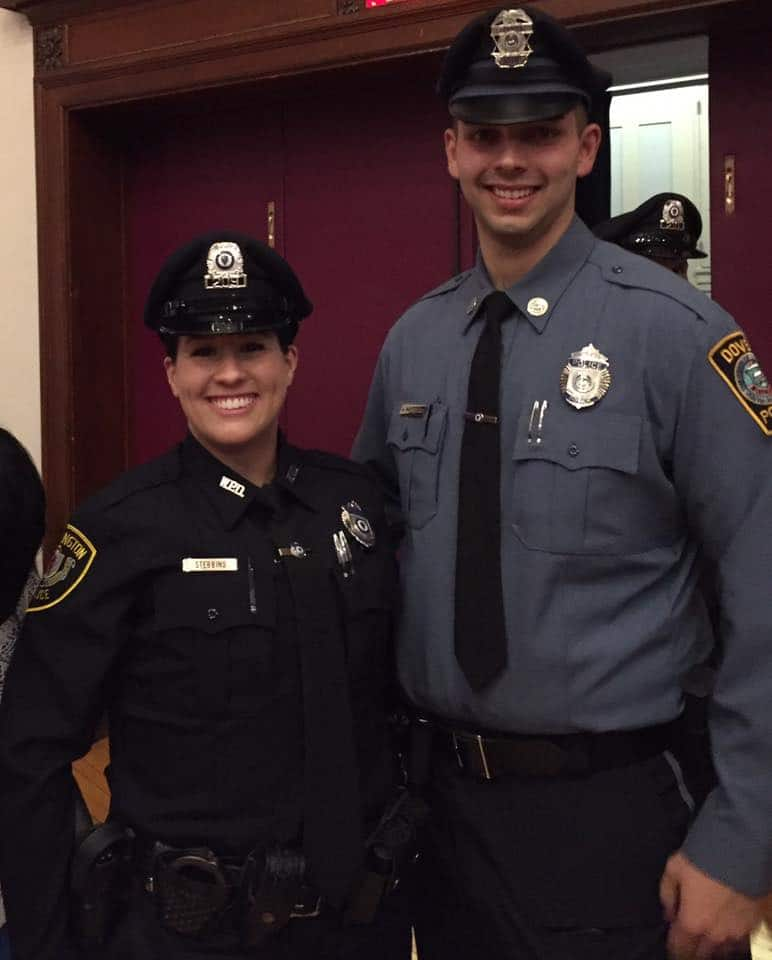 3 Wilmington Police Officers Graduate from the Lowell Police