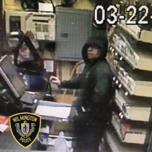 Wilmington PD Seeking to Identify Burglary Suspect