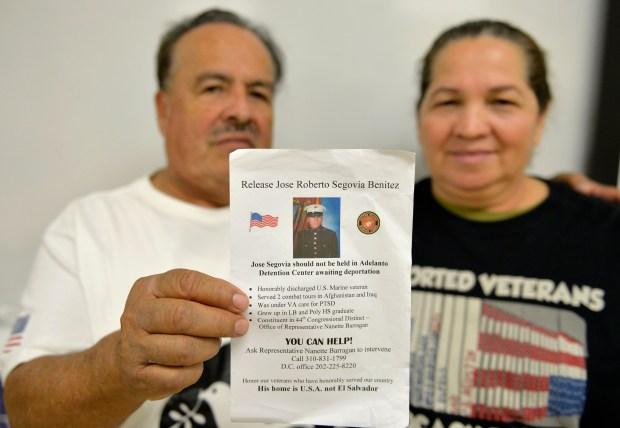 Deported U.S. veterans may find way back to America under new Biden plan