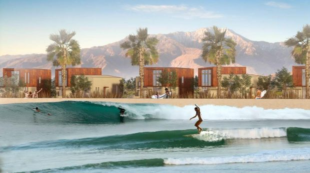 Man-made waves: The future of surfing is here and soon will be in Southern California's desert