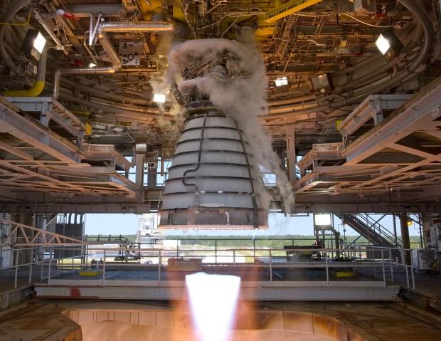 Aerojet Rocketdyne expands Canoga Park facility for NASA's Moon and Mars rocket
