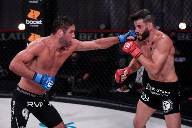 Bellator 255: Neiman Gracie out to prove he's more than a name