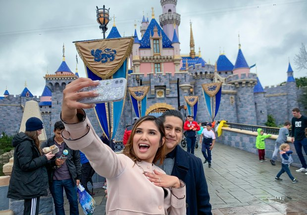 Park Life: Disneyland reopens after yearlong closure and plans to launch new annual pass this year
