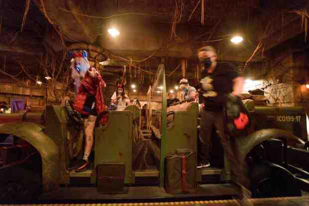 Disneyland tests virtual queue with Indiana Jones Adventure ride